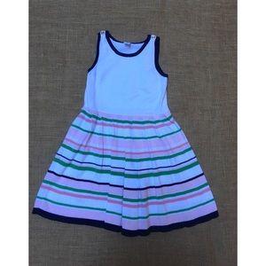 NWOT NEW JANIE AND JACK Striped Tennis Dress 5